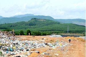 Tiếp nhận, xử lý rác thải sinh hoạt tại Nhà máy xử lý rác thải sinh hoạt xã Nghĩa Kỳ và Bãi rác Nghĩa Kỳ