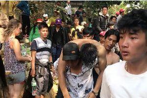 Té thác Pongour trong lễ hội, thanh niên 9X tử vong