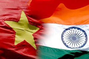 Quan hệ Việt Nam-Ấn Độ ngày càng sâu rộng, đi vào thực chất