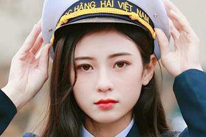 Nữ sinh Hải Phòng xinh đẹp được ví là 'bản sao' thành viên nhóm SNSD