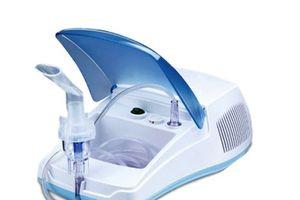 Khí dung có giúp phòng viêm mũi họng?