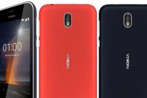 Cận cảnh smartphone Android rẻ nhất của Nokia