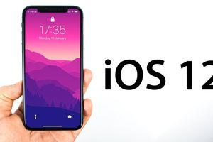 Apple sẽ tung ra những gì trong iOS 12?