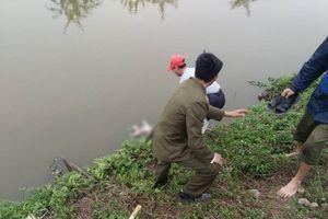Hà Nam: Phát hiện thi thể bé trai sơ sinh dưới mương nước