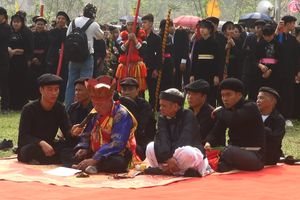 Tuyên Quang: Ấn tượng ngày hội văn hóa các dân tộc và lễ hội Lồng Tông ở huyện vùng cao Lâm Bình