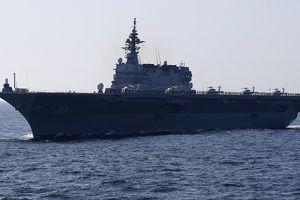 Nhật nghiên cứu đưa F-35B lên tàu khu trục trực thăng