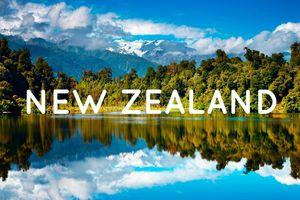 Vẻ đẹp thiên đường của xứ sở du lịch New Zealand