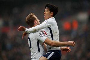Tottenham 2-0 Huddersfield: Ngôi sao Hàn Quốc ghi cú đúp bàn thắng