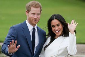 Chuyện tình cổ tích của Hoàng tử Anh và nữ diễn viên Mỹ