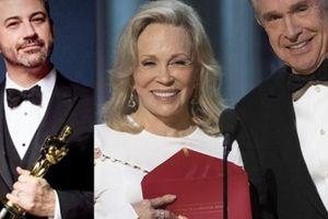 Liệu Oscar 2018 có gặp sự cố trao nhầm giải khi dùng lại 'người cũ'?