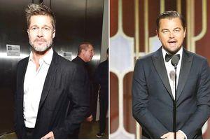Brad Pitt và Di Caprio diễn chung