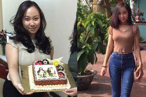 Sợ chồng ngoại tình, mẹ trẻ giảm 23kg trong 8 tháng sau sinh 'lột xác' ngoạn mục