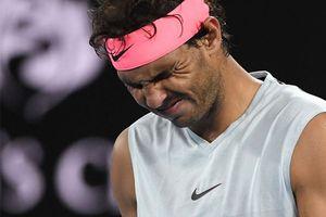 Sự nghiệp của Nadal sẽ 'sụp đổ' vì chấn thương