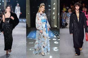 Nối gót hoàng tử Đan Mạch dấn thân vào nghề mẫu, hội mỹ nhân hoàng gia Anh cũng 'gia nhập' sàn catwalk