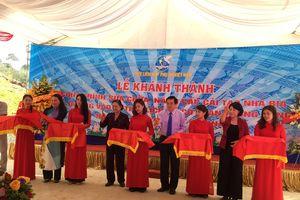 Khánh thành Nhà bia di tích lịch sử của Hội LHPN Việt Nam