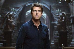 Tom Cruise lần thứ hai nhận giải Mâm xôi vàng