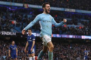 Silva lập công, Man City khiến Chelsea cận kề ngày thành cựu vương