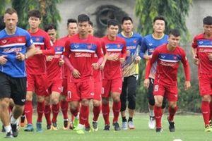 ĐT Việt Nam gặp khó trước trận gặp ĐT Jordan