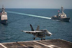 Điều chưa biết về cặp tàu chiến hộ tống USS Carl Vinson đến Đà Nẵng