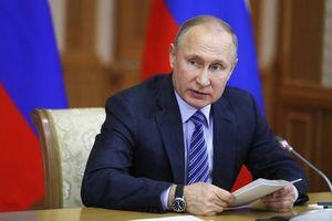 Nga tăng cường an ninh trước bầu cử tổng thống