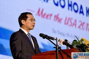 Triển vọng hợp tác giữa Miền Trung Việt Nam với doanh nghiệp Hoa Kỳ