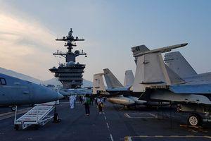 Sau tàu sân bay, Mỹ muốn gửi tàu ngầm tới thăm Việt Nam