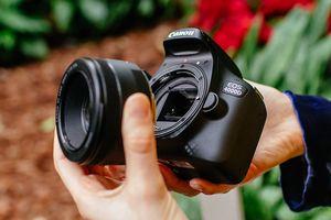 Thêm tùy chọn máy ảnh DSLR giá rẻ từ Canon