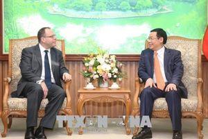 Phó Thủ tướng Vương Đình Huệ: Mong muốn Tập đoàn Prudential đầu tư vào trái phiếu Chính phủ