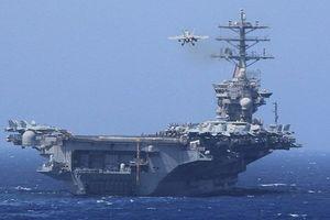 Đoàn công tác liên ngành Việt Nam thăm tàu sân bay USS Carl Vinson