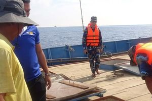 Nóng: Bắt giữ 3 tàu vận chuyển khoảng 600.000 lít dầu lậu trên vùng biển Tây Nam