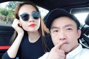 Cổ phiếu QCG lao dốc, Cường Đô la vẫn dẫn đầu đoàn siêu xe cùng Đàm Thu Trang