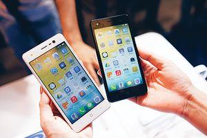 Chọn điện thoại thông minh 'made in Vietnam'