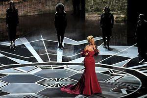 Lắng với ca khúc 'Mighty River' của danh ca Mary J. Blige ở Oscar 2018