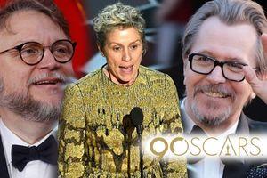 Oscar 2018: 'The Shape of Water' ẵm 2 tượng vàng quan trọng nhất cho Phim và Đạo diễn xuất sắc