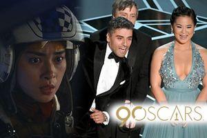 Ngô Thanh Vân tự hào và hạnh phúc khi nhìn thấy 'em gái' Kelly Marie Tran trên sân khấu Oscar 2018