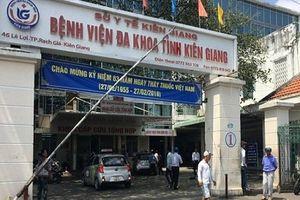 Kiên Giang: Đình chỉ công tác bác sĩ 'đuổi' bệnh nhân vì 'tốn tiền, khổ bác sĩ'