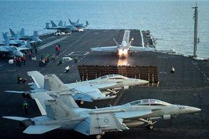 Hình ảnh siêu tàu sân bay USS Carl Vinson tại Đà Nẵng
