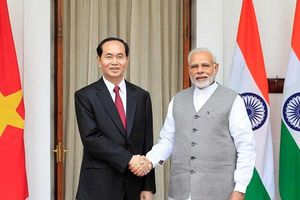 Xây dựng Việt Nam giàu mạnh, Ấn Độ hùng cường