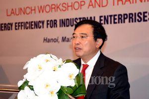Tập trung cho các mục tiêu tiết kiệm năng lượng trong ngành công nghiệp