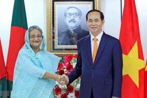 Đưa kim ngạch thương mại Việt Nam - Bangladesh đạt 2 tỷ USD vào năm 2020