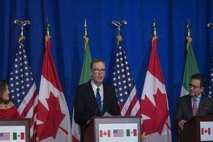 Đàm phán vòng 7 về NAFTA khó khăn sau tuyên bố của Tổng thống Mỹ