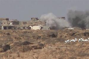 Quân Houthi tấn công khiến trại lính Saudi Arabia hỗn loạn