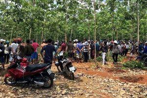 Kinh hoàng: Cha con bị sát hại trong rừng, thi thể không nguyên vẹn
