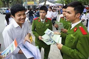 Trường quân sự công bố chỉ tiêu tuyển sinh, tổ hợp xét tuyển năm 2018