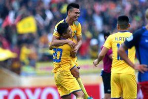 Video trực tiếp SLNA vs Persija Jakarta vòng bảng AFC Cup 2018