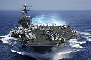 Tàu sân bay USS Carl Vinson của hải quân Mỹ từng tham chiến ở những đâu?