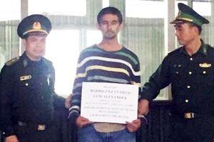 Ngăn chặn tội phạm lẩn trốn qua biên giới