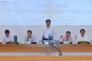 Chủ tịch Nguyễn Đức Chung: Phải rõ tiêu chuẩn, đối tượng mua nhà ở xã hội