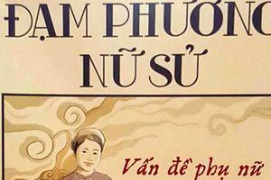 Mỗi tuần một cuốn sách: Đạm Phương nữ sử