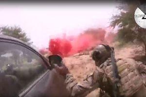 IS phục kích, 4 đặc nhiệm Mỹ chết thảm